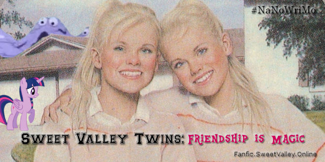 Sweet Valley Twins: Friendship is Magic